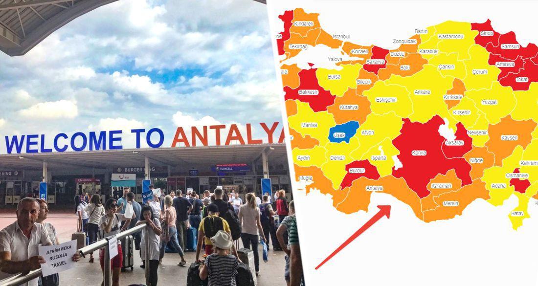 Туризм получил хорошую новость из Анталии