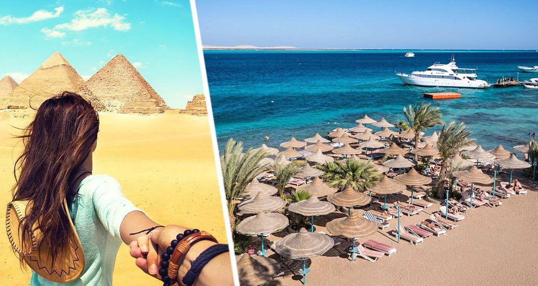 Посол РФ в Египте объявил время начала рейсов в Хургаду и Шарм-эль-Шейх