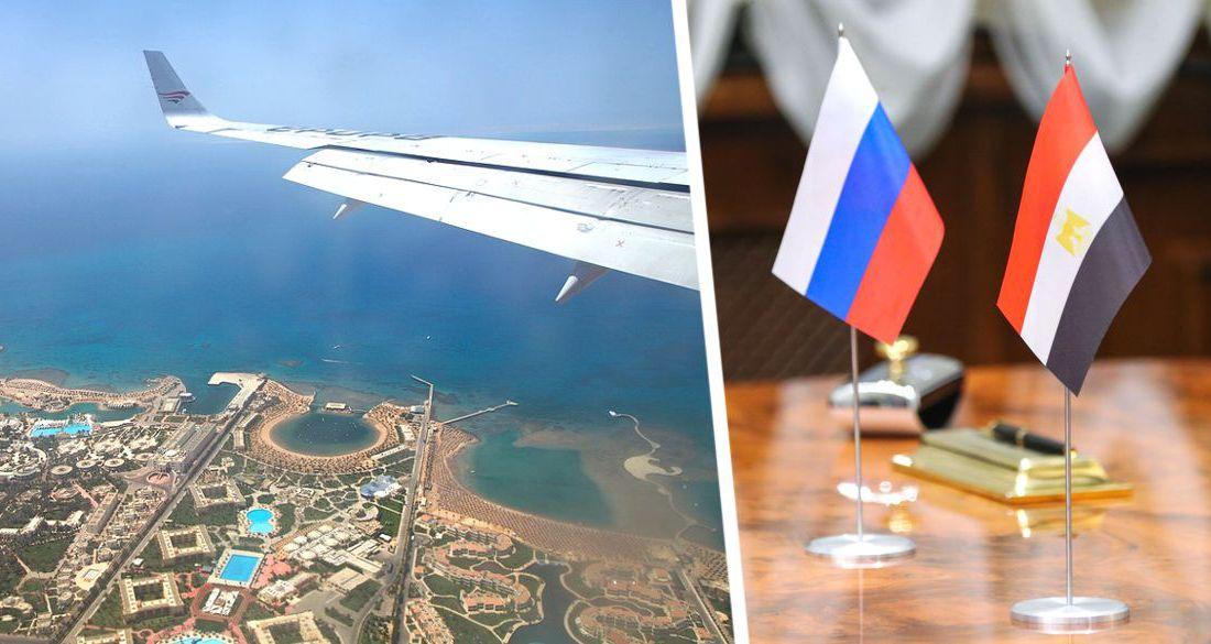 Последние штрихи перед открытием Египта: посол РФ выезжает в Хургаду