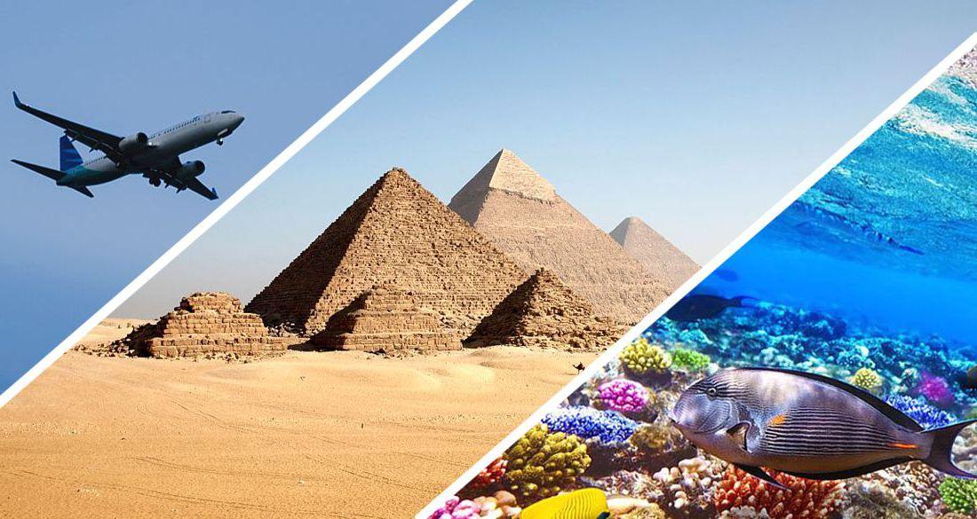 Египет: немецкие туристы нацелились заполнить отели Хургады, а в Шарм-эль-Шейх стартовали чартеры из соседней с Россией страны