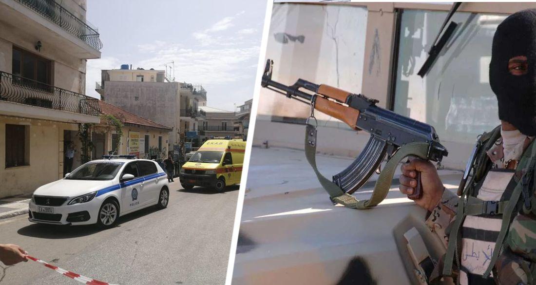 Перестрелка из автомата Калашникова: в Греции расстрелян владелец турфирмы