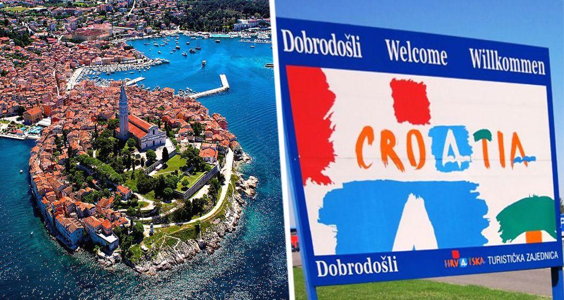 Хорватия объявила для российских туристов список документов для въезда