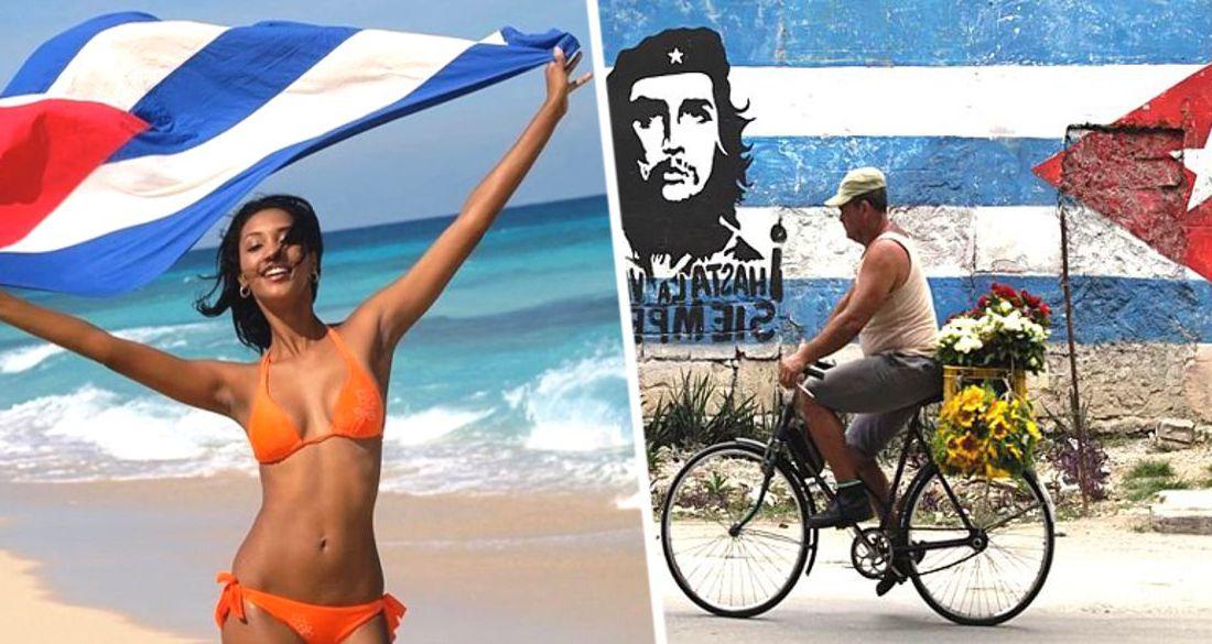 А тут рядом крик «Зина, спину намажь мне!»: российская туристка на Кубе возмутилась поведением соотечественников