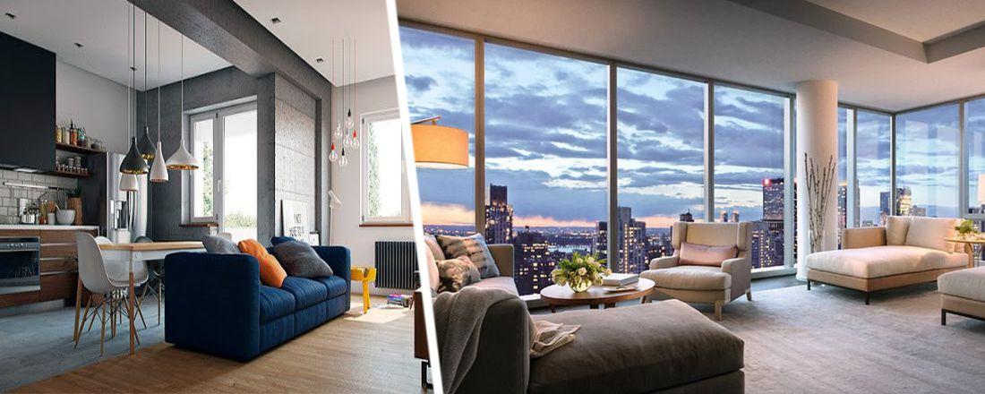 Как выбрать подходящую квартиру по базе