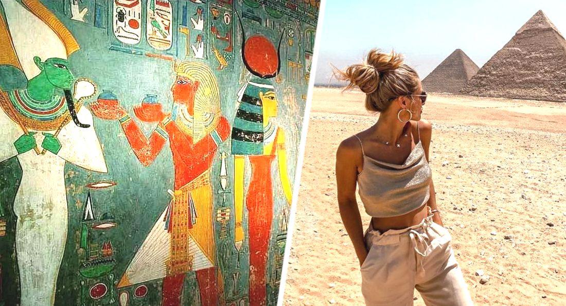 Египет объявил информацию по экскурсиям