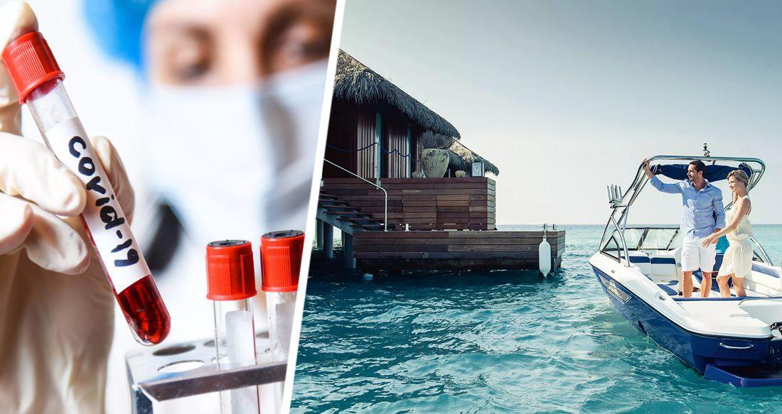 Российские туристы совершили побег из отеля на Мальдивах
