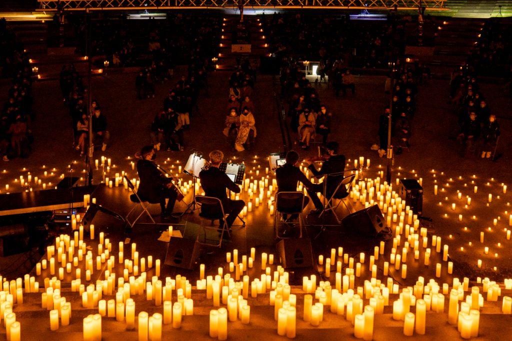 В Барселоне готовятся к уникальному концерту при свечах