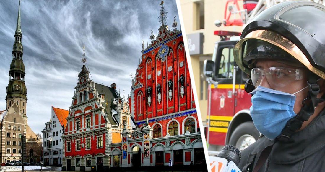 Восемь туристов погибли во время пожара в отеле