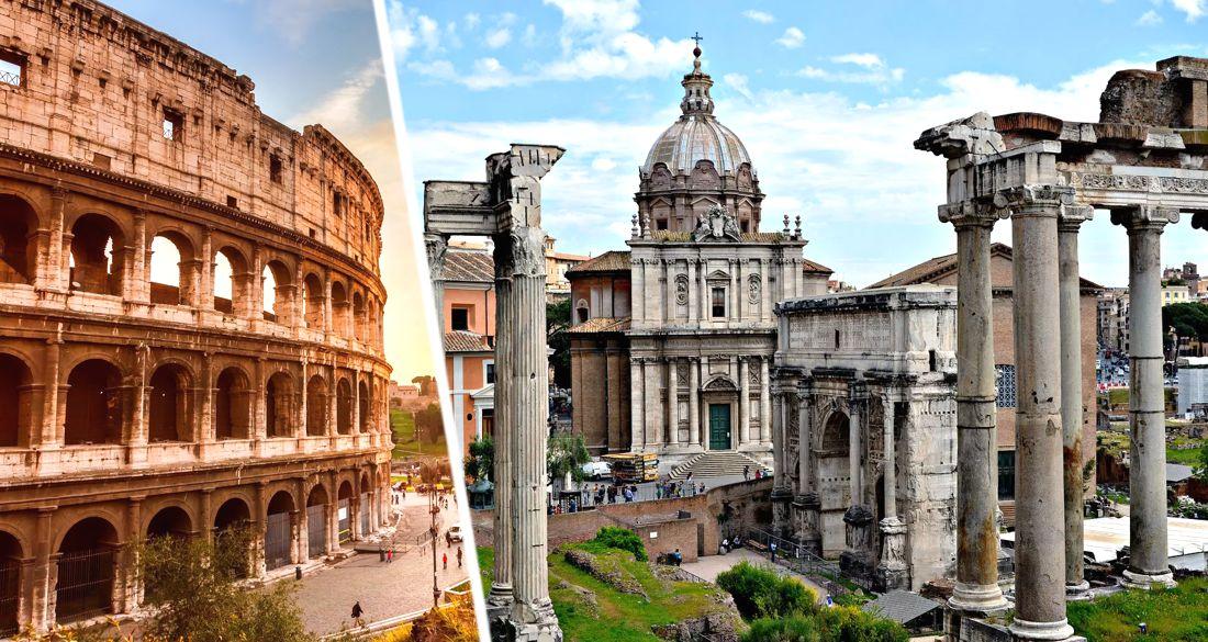 В Рим начали возвращаться иностранные туристы, включая российских