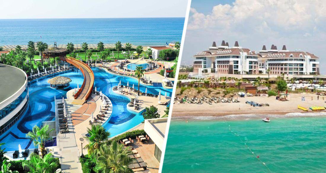 Объявлен самый лучший отель Турции с системой all inclusive