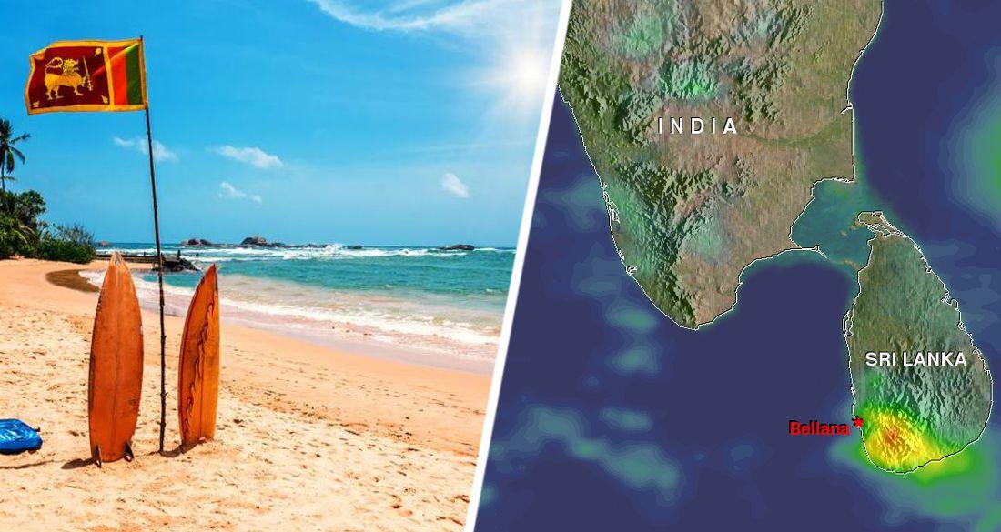 Российские туристы полетят в Шри-Ланку в рамках туристического пузыря