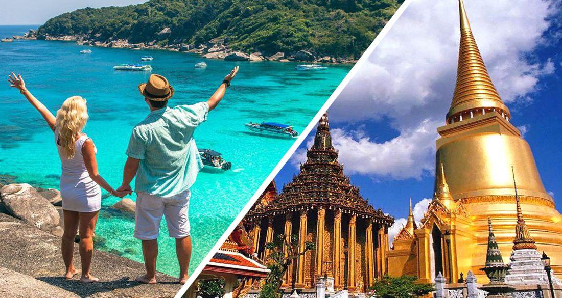 Таиланд решил открыть 6 самых популярных курортов страны для туристов без карантина: названа дата