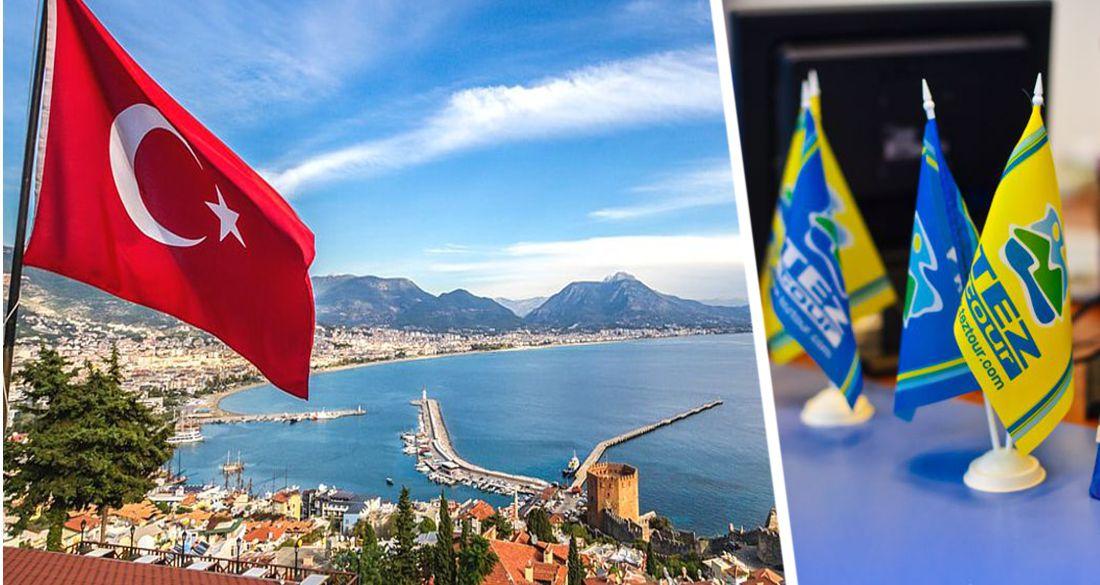 Тез Тур объявил условия перебронирования туров в Турцию и другие страны