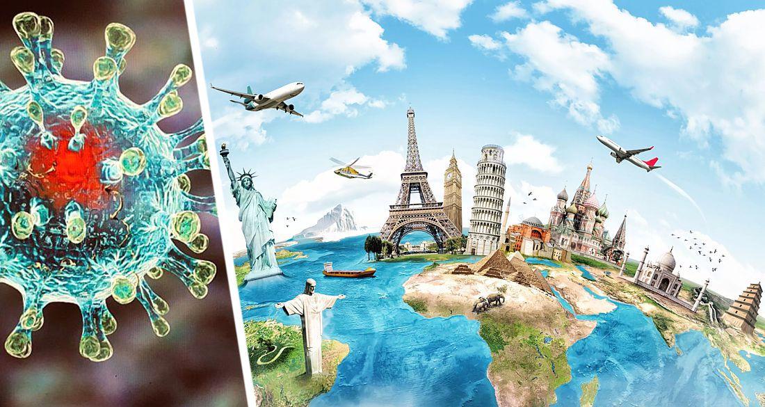 Тревожный прогноз прозвучал для туризма: ограничения на поездки будут длиться годами