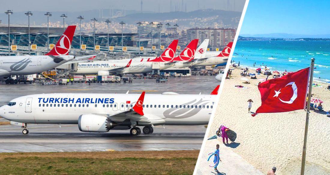 Анталия за день приняла 100 самолетов с туристами, но ее обошел конкурент по Средиземноморью