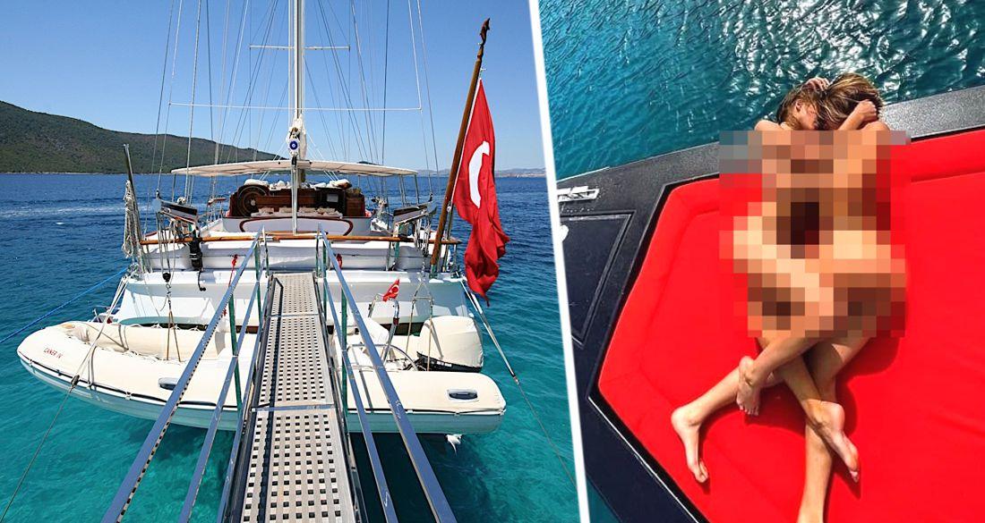 В Турции за голую фотосессию задержаны туристки