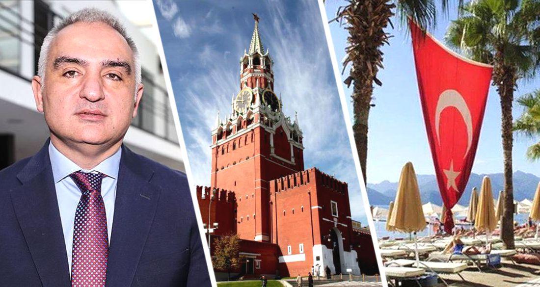 За открытием Турции в Россию срочно вылетел Министр туризма