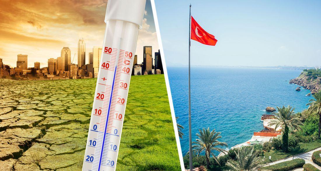 Летнего туризма в Турции больше не будет, туристам надо перебираться на Черное море - турецкий профессор