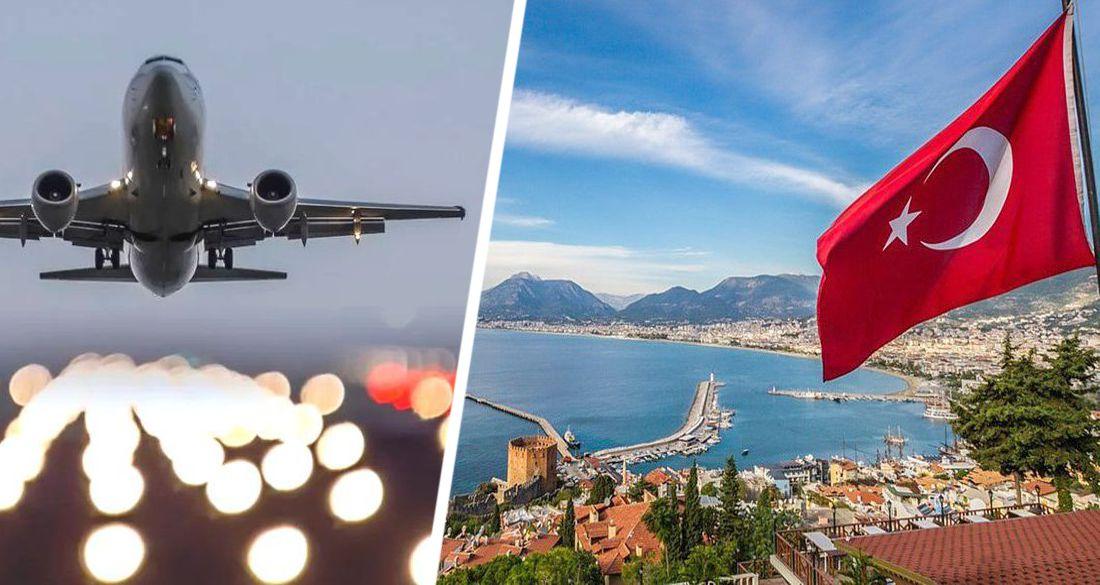 В Турции обрадовались возобновлению рейсов из России