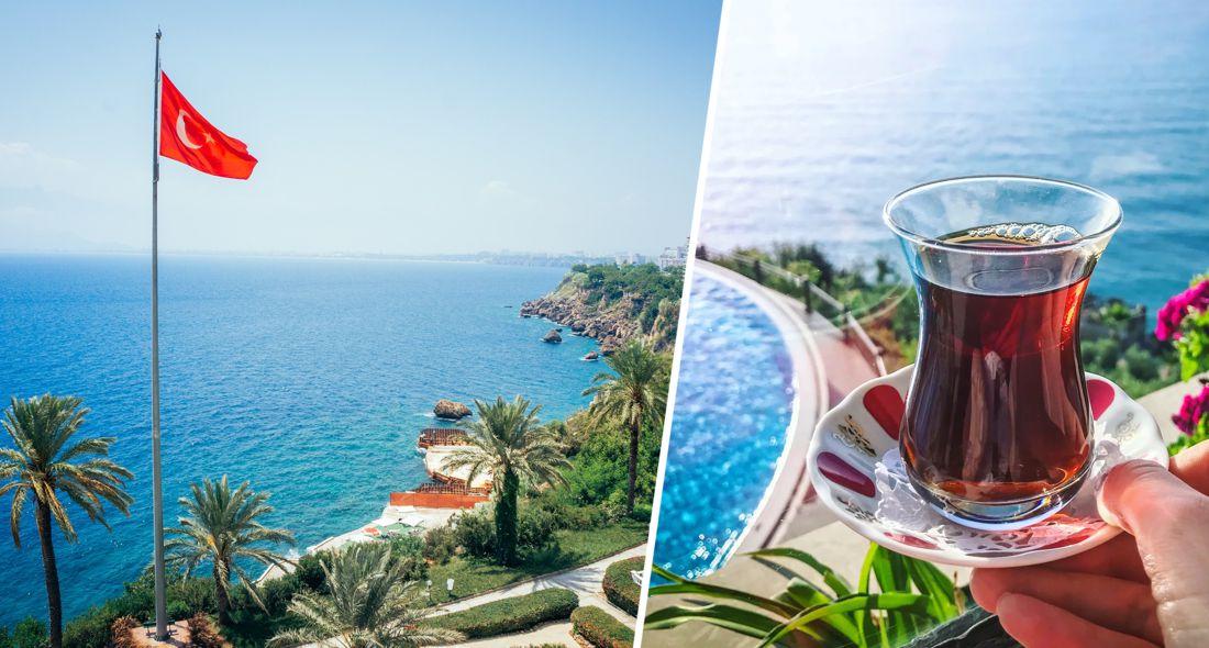 В закрытой Турции российские туристы заняли 1 место по численности