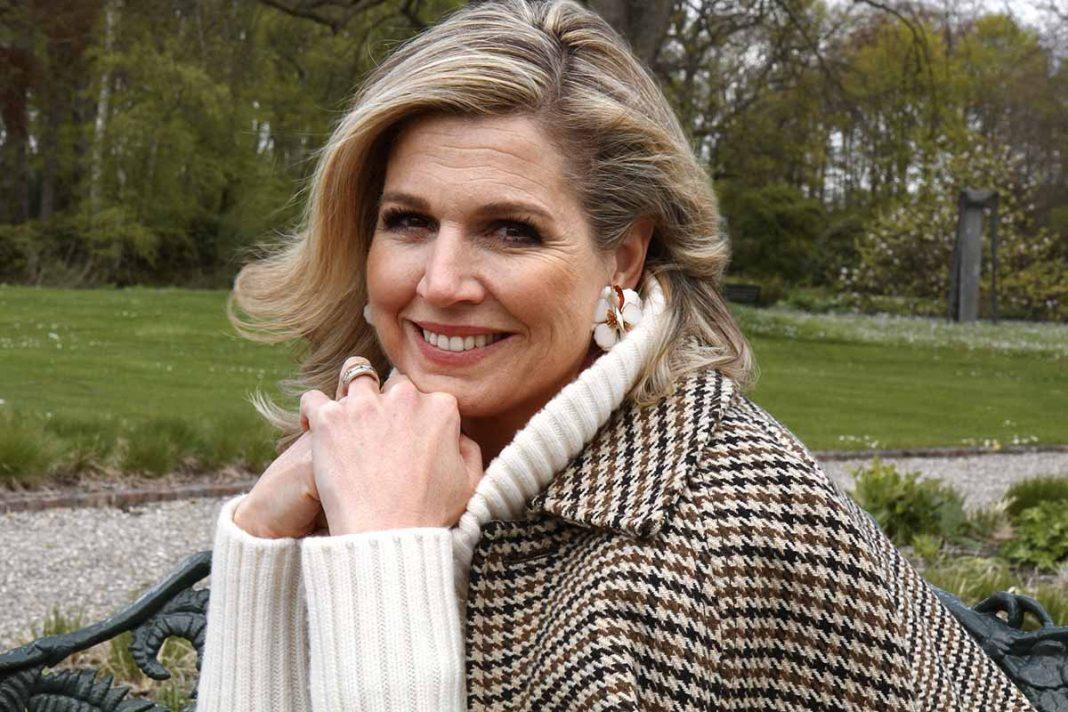 Простота по-королевски: королева Нидерландов Максима отметила свой юбилей в серьгах от Zara