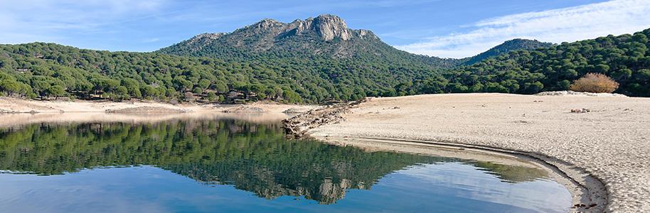 Единственный пляж в регионе Мадрид, где в этом году разрешено купаться