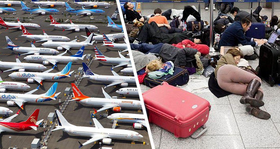 Полный хаос: в Европе предупредили туристов, когда в аэропортах большинства стран начнутся массовые давки