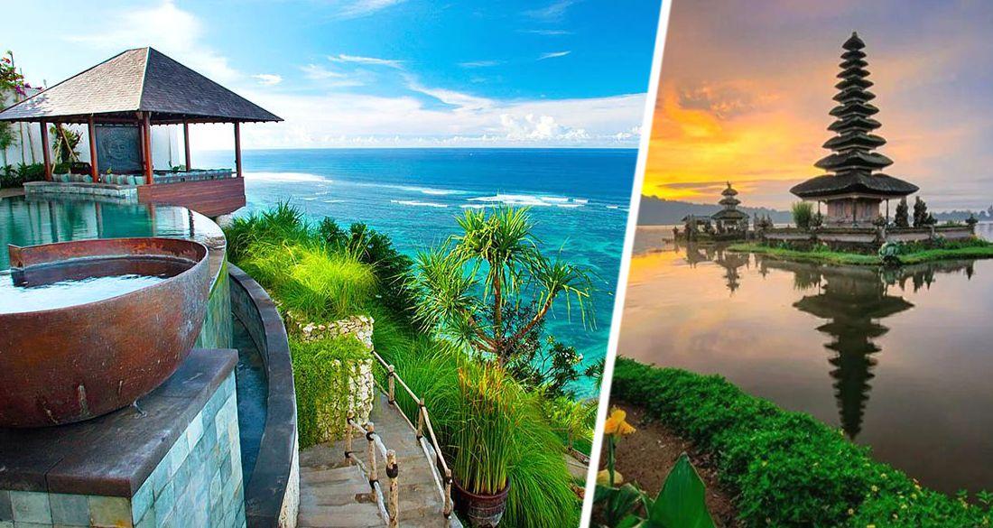 На Бали сообщили, когда остров откроется для российских туристов