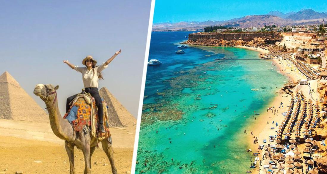 В Египте отели определились с ценами для российских туристов: стала известна минимальная стоимость отдыха в Хургаде и Шарм-эль-Шейхе