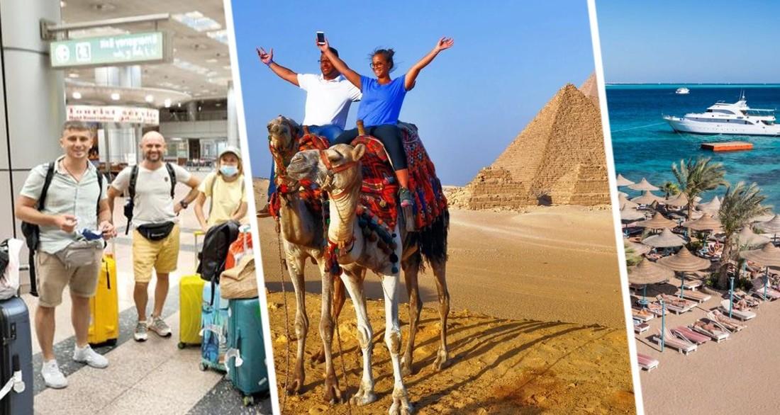 Российские телеканалы приехали в Египет снимать открытие Хургады