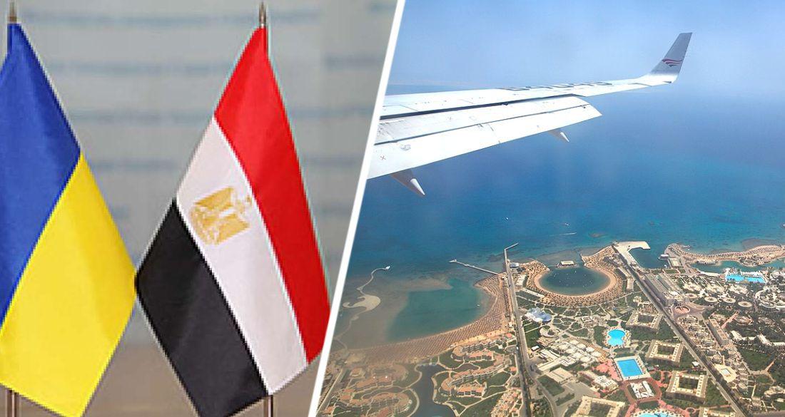 Египет: министр туризма встретился с послом Украины