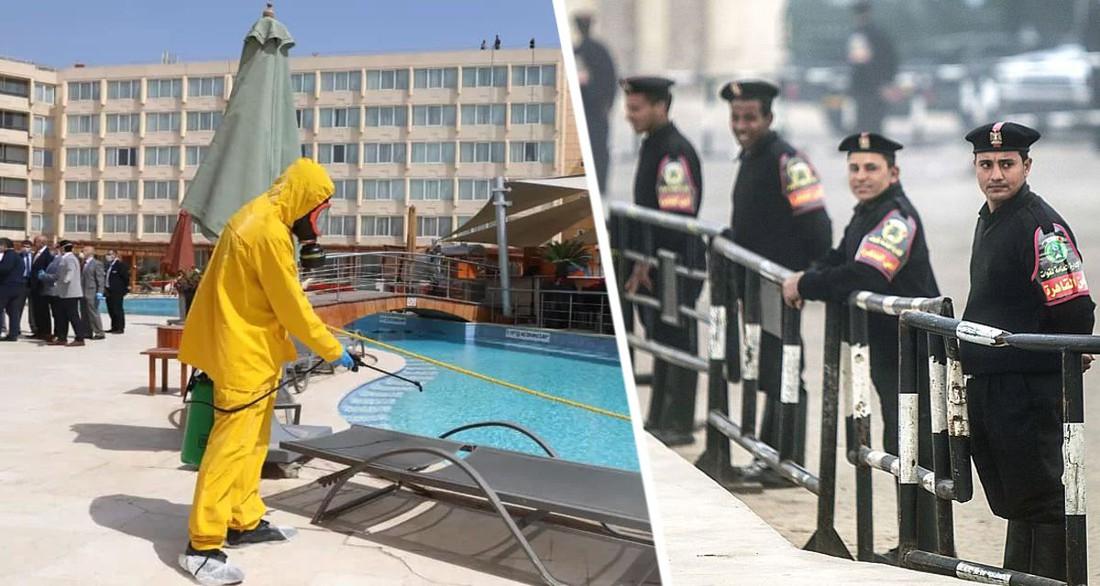 Египет закрыл 25 отелей в Хургаде и Шарм эль Шейхе из-за нарушения «нулевой терпимости»