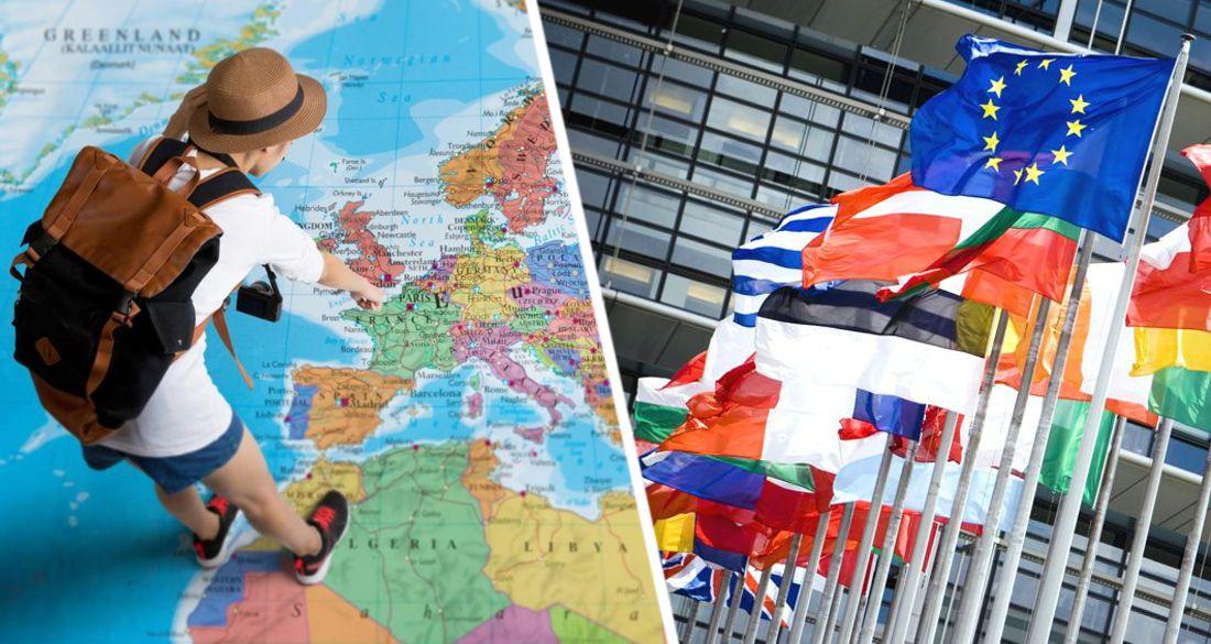 Составлен список стран Европы, которые начали принимать туристов