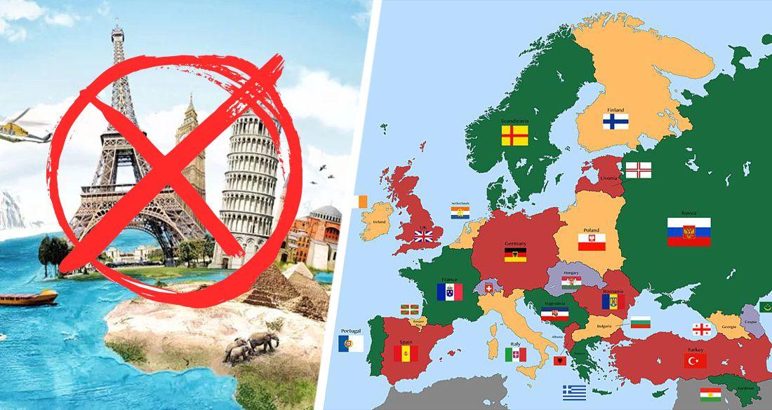 Европа для российских туристов может закрыться навсегда: премьер Италии назвал причину