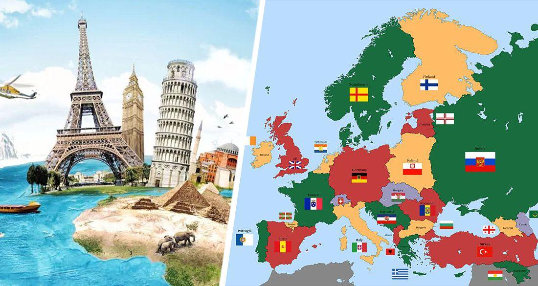 Стало известно, когда ЕС начнёт пускать российских туристов