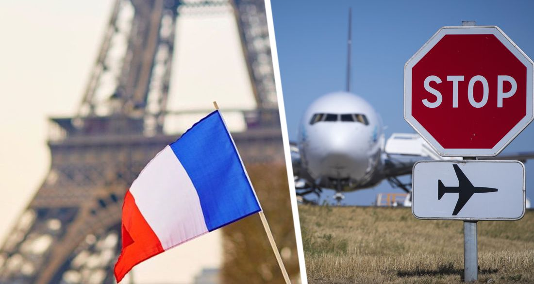 Россиянам прекратила выдавать визы Франция
