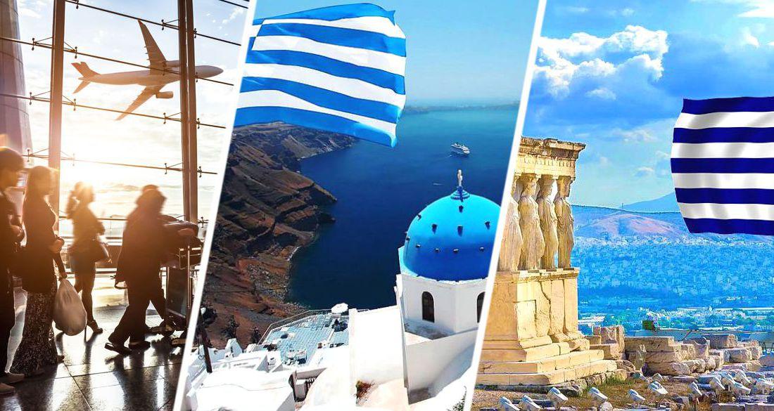 Стало известно, когда Россия разрешит чартеры в Грецию