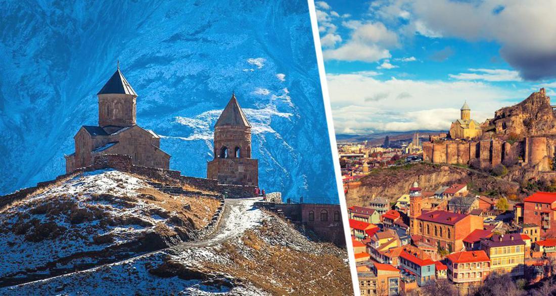 Авиакомпания запускает туры выходного дня в Батуми и Тбилиси
