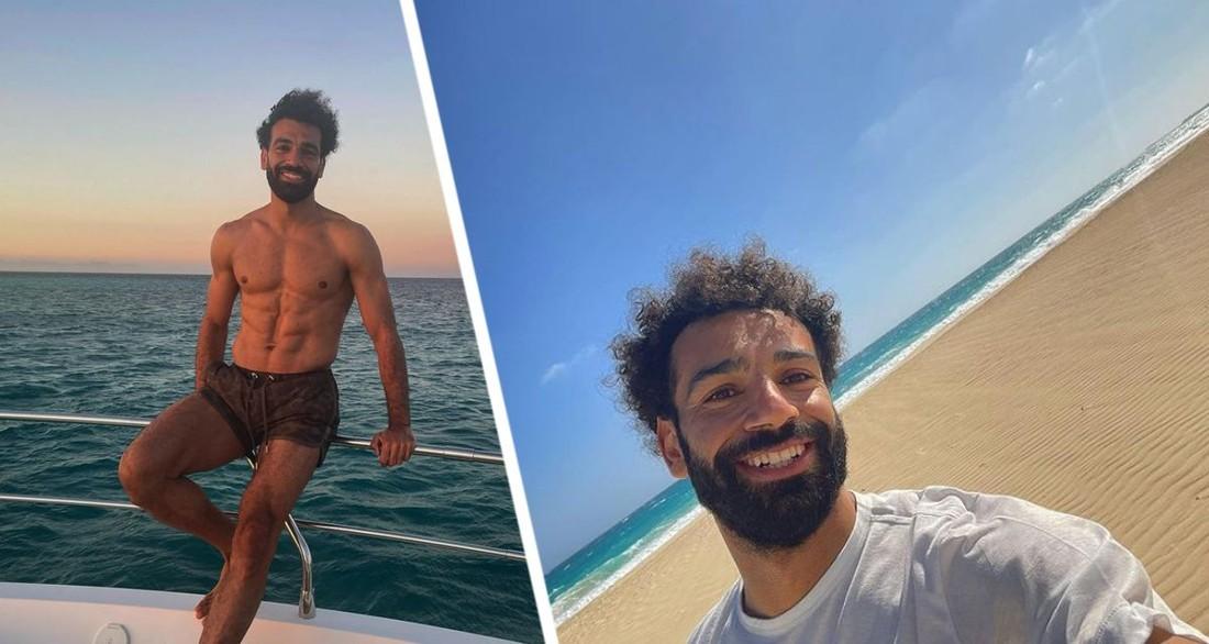 Звезда футбола из «Ливерпуля» приехал в Хургаду, по дороге почистив пляж Эль-Гуны