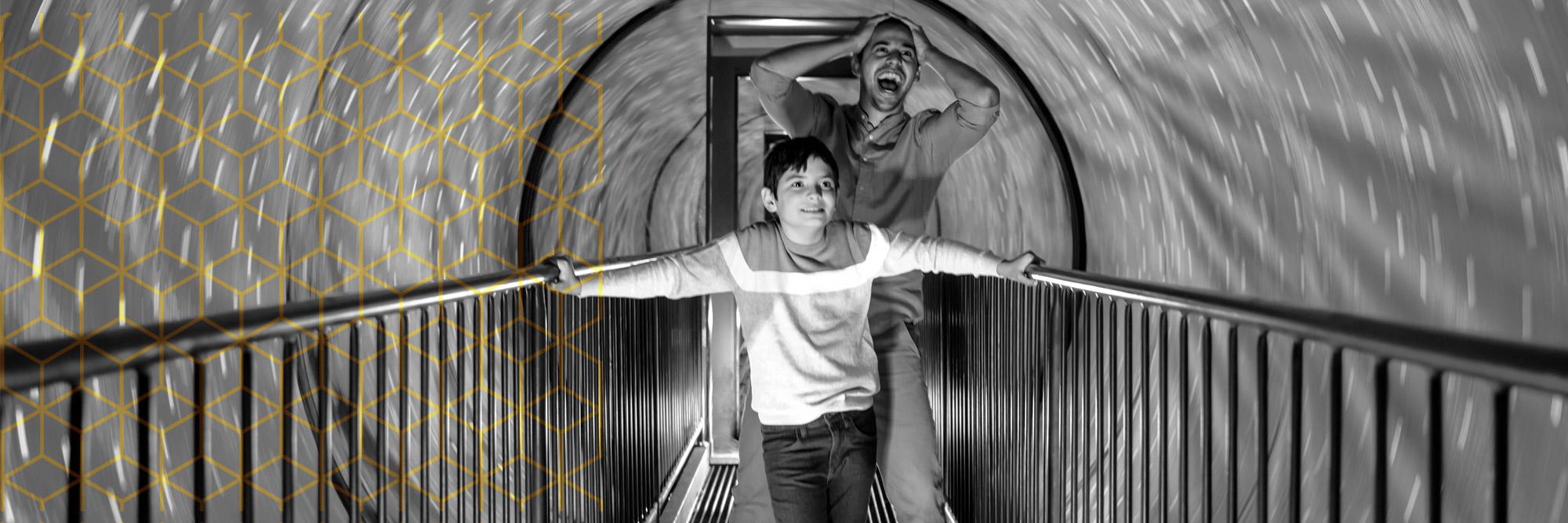 Бесплатный вход для детей в Музей иллюзий в Мадриде