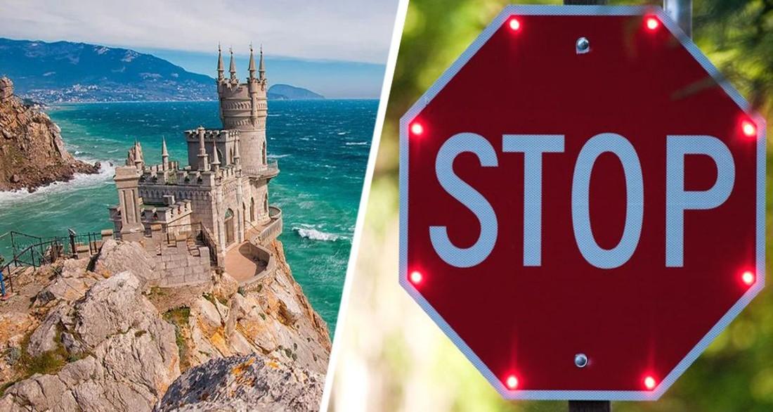 Крым идет к закрытию для туристов: власти сделали заявление