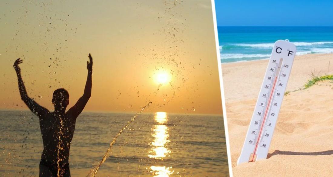 Когда открывается купальный сезон: российским туристам рассказали о температуре воды на черноморских курортах