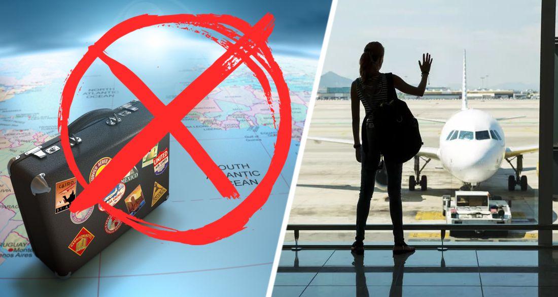 Хаос международного туризма перекинулся из России в ещё одну страну: крупнейшие авиакомпании снимают все рейсы за границу