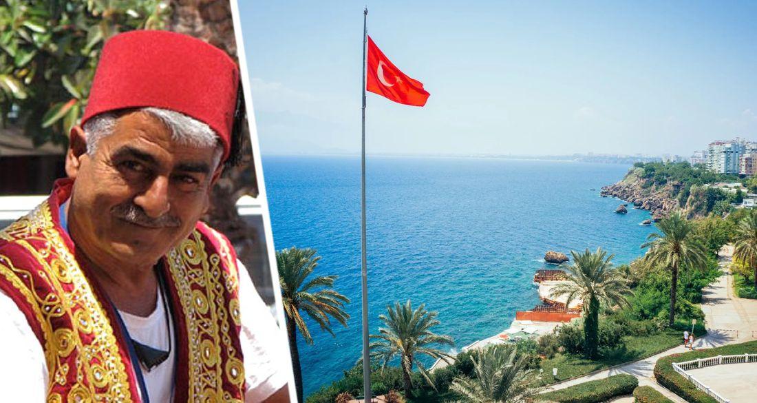 Турок открыл отель на Черном море в Херсоне