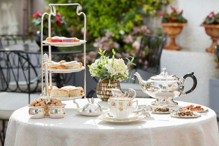 Английские традиции в Мадриде: где выпить послеобеденный чай