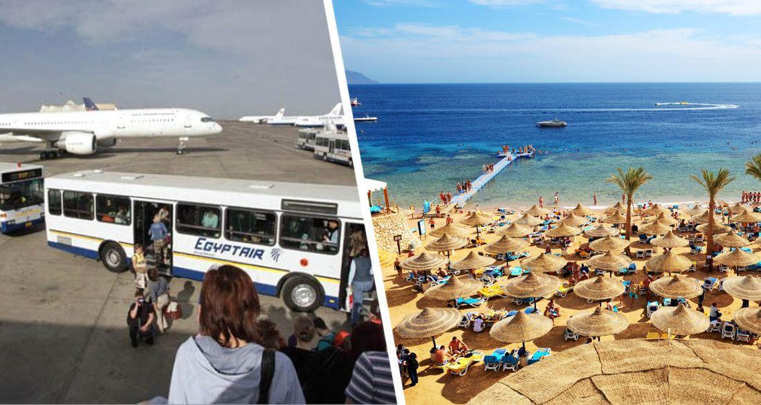 Шарм-эль-Шейх и Хургада начали принимать туристов из двух новых стран