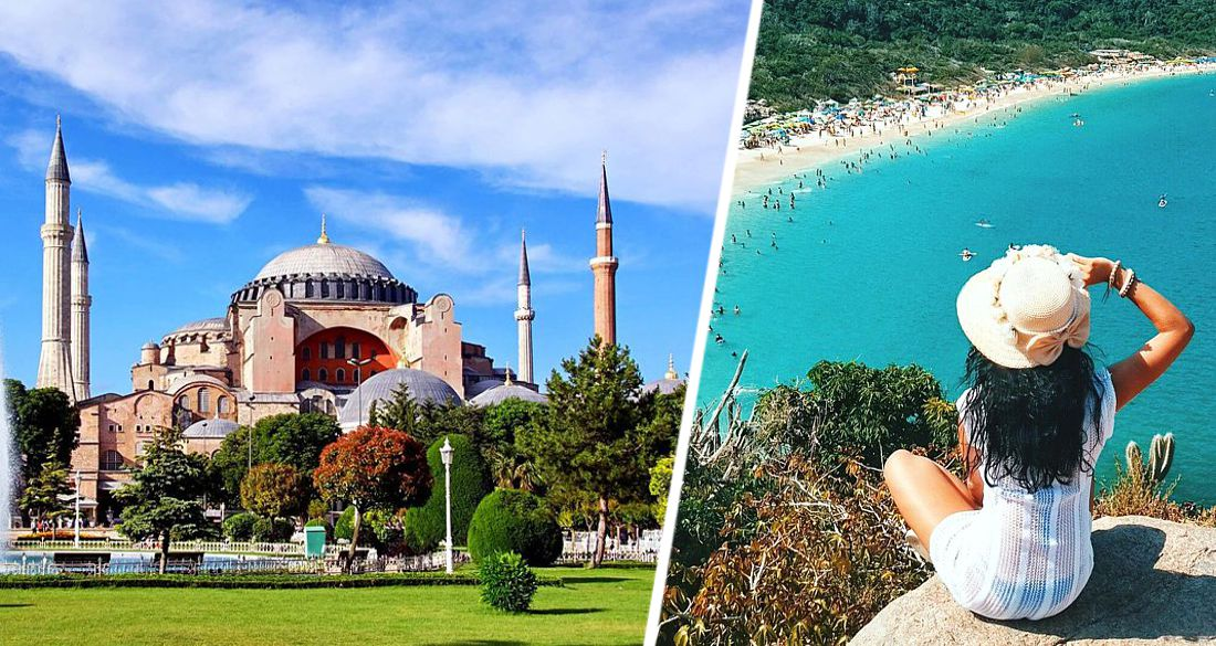Наращивается поток российских туристов в Стамбул