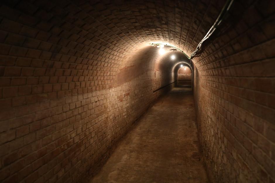 В 2022 году в Мадриде, в парке Retiro, откроют для посещения подземный бункер