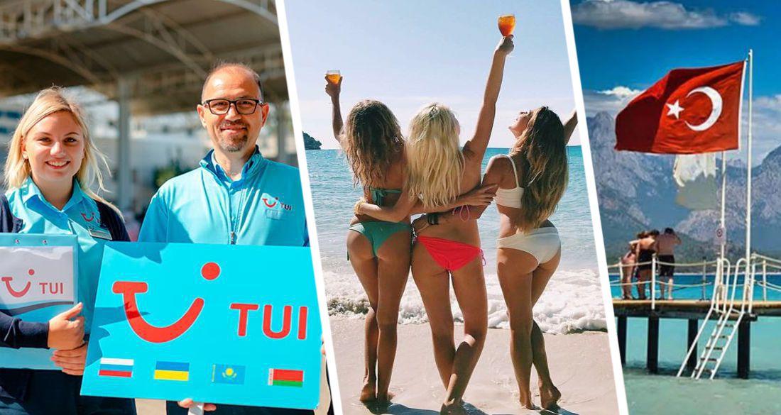 TUI открыл продажи Турции на конец июня
