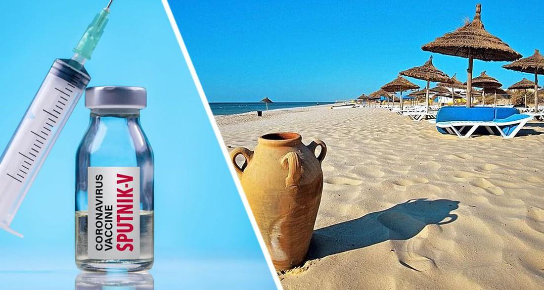 От прививки не уйдет никто: туризм Туниса развернул 7 пунктов вакцинации